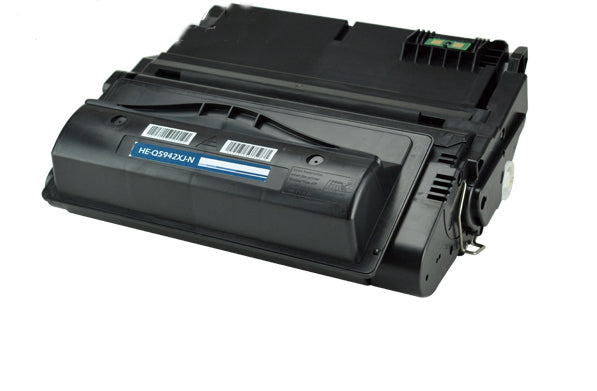 42X Hewlett-Packard Compatible Toner, Black, 27K High Yield Jumbo