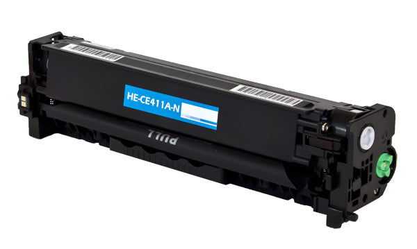 305A Hewlett-Packard Compatible Toner, Cyan, 2.6K Yield