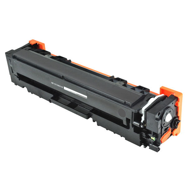 202X Hewlett-Packard Compatible Toner, Black, 3.2K High Yield