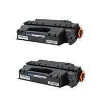 80X Hewlett-Packard Compatible Toner, Black, 6.9K High Yield *2 Pack