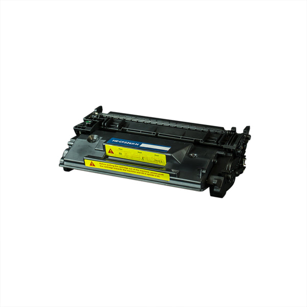 26X Micr Compatible Toner, MICR, Black, 9K High Yield
