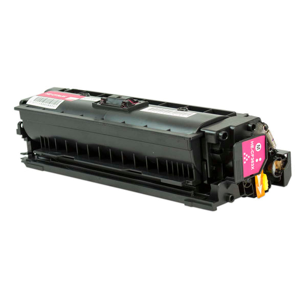 CF363X Hewlett-Packard Compatible Toner, Magenta, 9.5K High Yield