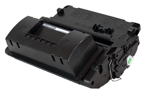 81X Hewlett-Packard Compatible Toner, Black, 20.5K High Yield
