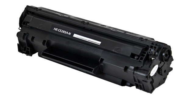 CE285A Hewlett-Packard Compatible Toner, Black, 1.6K Yield