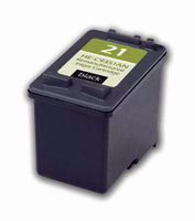 21 Hewlett-Packard Inkjet Remanufactured Cartridge, Black, 9ML