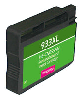 933XL Hewlett-Packard Inkjet Remanufactured Cartridge, Magenta, 10ML H.YieldReads Ink Volume