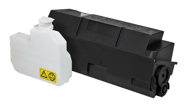 TK-36 Kyocera Mita Compatible Toner, Black, 20K Yield, W/CHIP