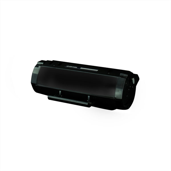 501H Lexmark Compatible Toner, Black, 5K High Yield