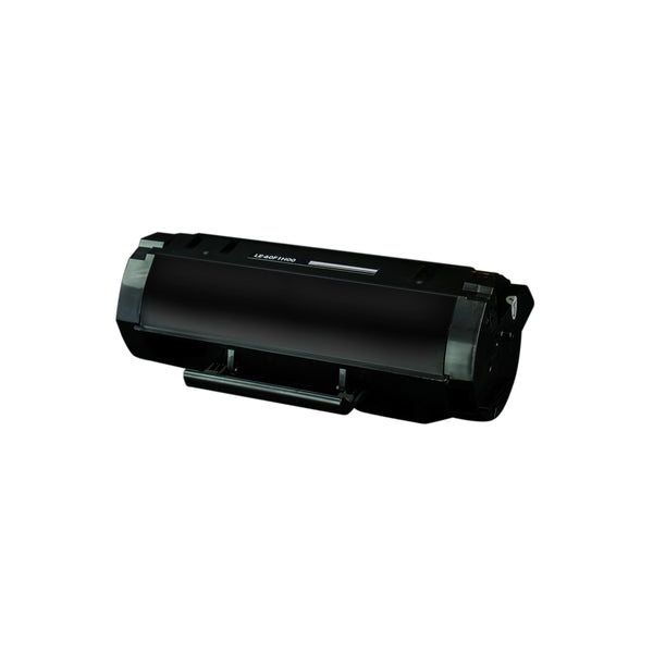 60F1H00 Lexmark Compatible Toner, Black, 10K High Yield