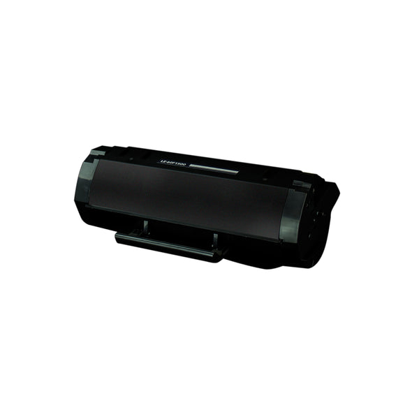 601X Lexmark Compatible Toner, Black, 20K Extra High Yield