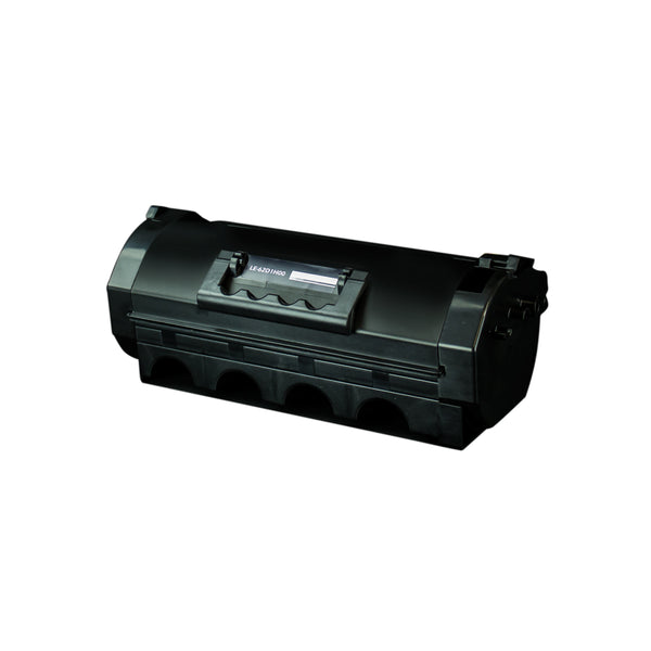 621H Lexmark Compatible Toner, Black, 25K High Yield