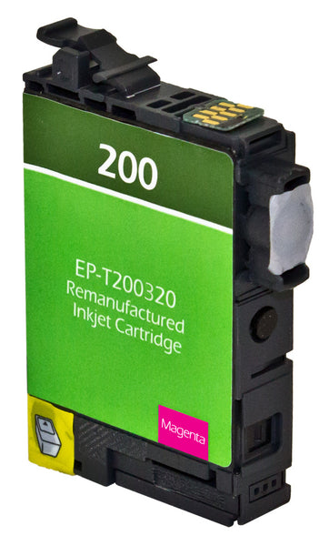 T200320XL Epson Inkjet Remanufactured Cartridge, Magenta, 7.5ML