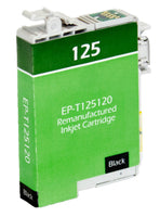 T1251 Epson Inkjet Remanufactured Cartridge, Black,  8.2ML