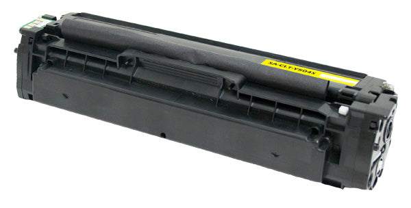 CLT-Y504S Oki Compatible Toner, Yellow, 1.8K Yield