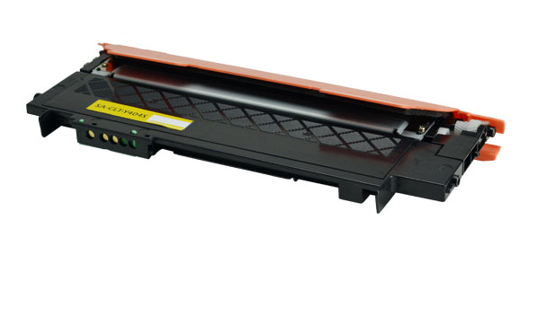 Y404S Oki Compatible Toner, Yellow, 1K Yield