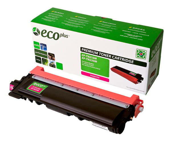 TN230M Brother Remanufactured Cartridge, Magenta, 1.4K Yield