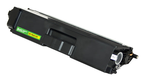 TN310Y Brother Remanufactured Cartridge, Yellow, 3.5K High Yield