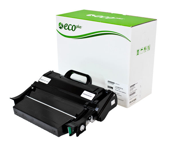 X651X21A Lexmark Remanufactured Cartridge, Black, 25K High Yield