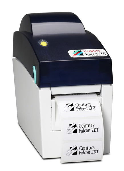 HSS-CFD-2204DT Hot Swap Saver: NEW CFD-2204DT Century Falcon 2DT printer, 203 dpi