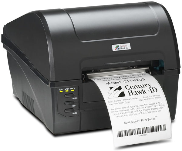 CH-4203 Century Hawk 4D Thermal Printer, 203 dpi