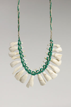 Tribal Teeth collar