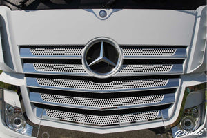 FRONT GRILL KIT (UPPER MASK KIT)