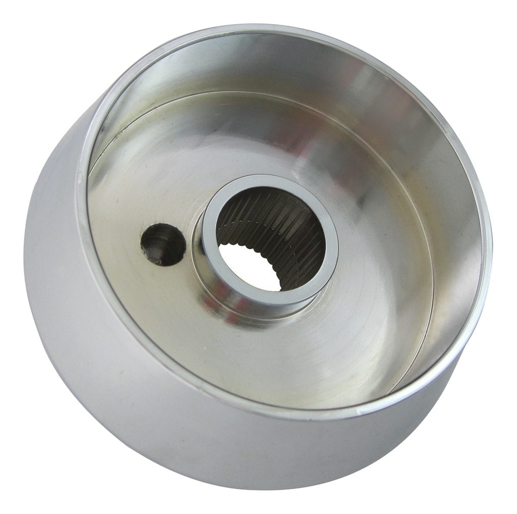Installation Kit-Polished Aluminum Finish