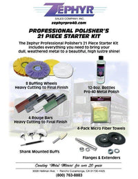 PRO  POLISHER'S STARTER KIT