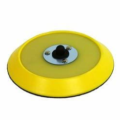 "6"" Inch Dual-Action Hook & Loop Flexible Backing Plate Molded Urethane Backing Plate"