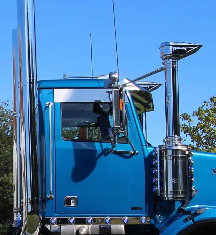 "Western Star 5"" Chop Top Door Mounting - All Models"