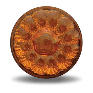 "4"" Super Diode Amber Stop, Turn & Tail LED (17 Diodes)"""