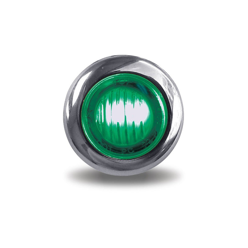 Mini Button Dual Revolution Red/Green LED
