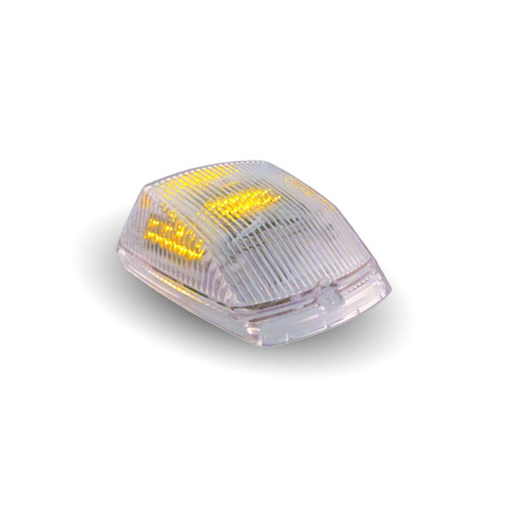 Kenworth Cab Clear Amber LED (42 Diodes)