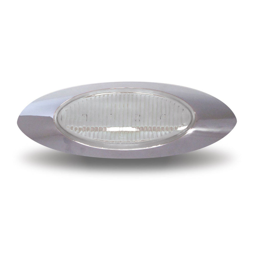 Clear Amber LED Replacement for Panelite M1 (4 Diodes)