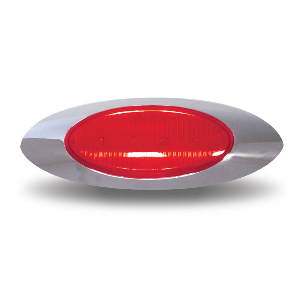 Red LED Replacement for Panelite M1 (4 Diodes)