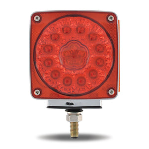 Super Diode Double Face Single Post Square LED - Passenger Side (38 Diodes)