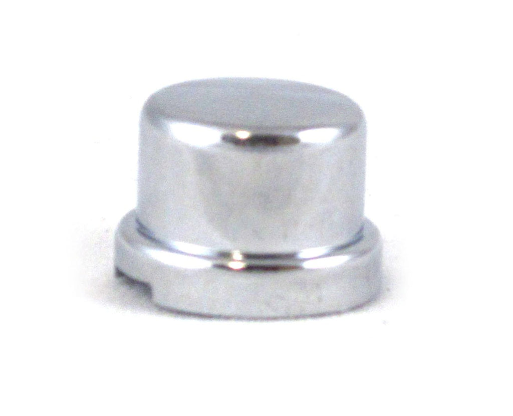 "7/16"" & 12 MM NUT COVER PLASTIC TOP HAT STYLE"