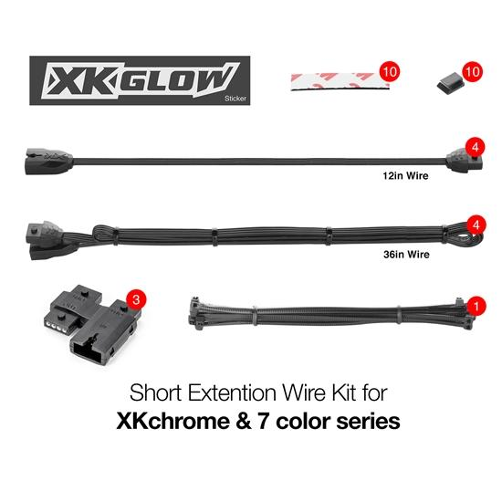 Ext Wire Kit Moto