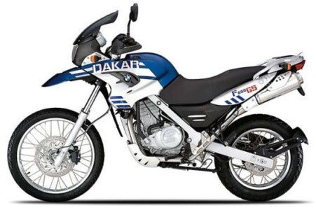 Bmw F650gs Single Amp Dakar Motorradical