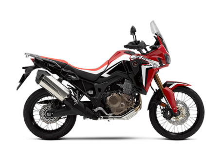 HONDA CRF 1000L Africa Twin (Manual & DCT)