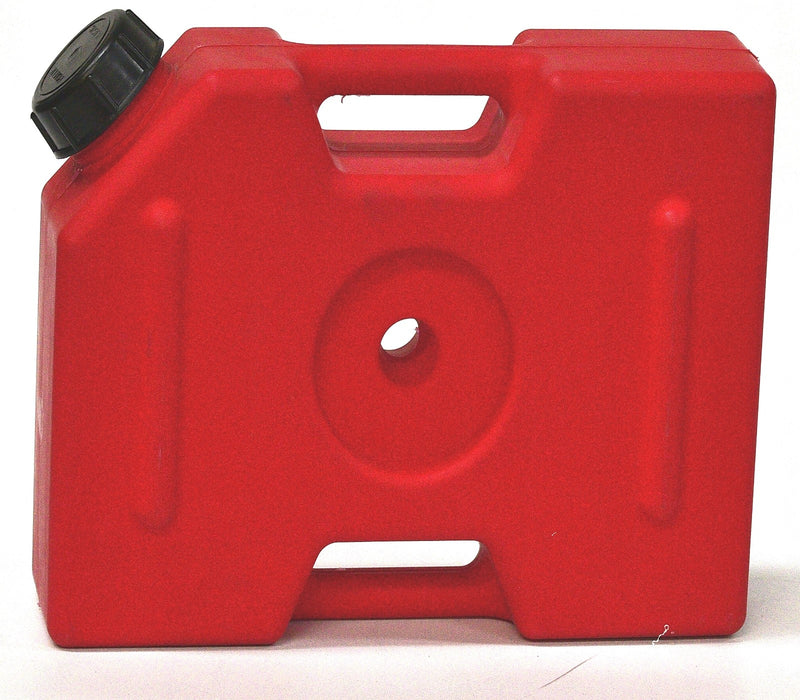 A010480 - 5lt Adventure Fuel Tank Fluorinated Red (A9-PA323F)