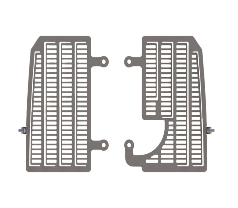 A040355 - Honda Radiator Guards