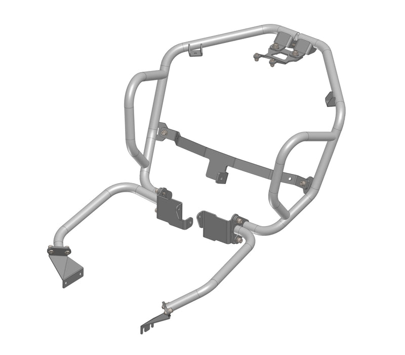 A040375 - Honda Africa Twin Crash Bars
