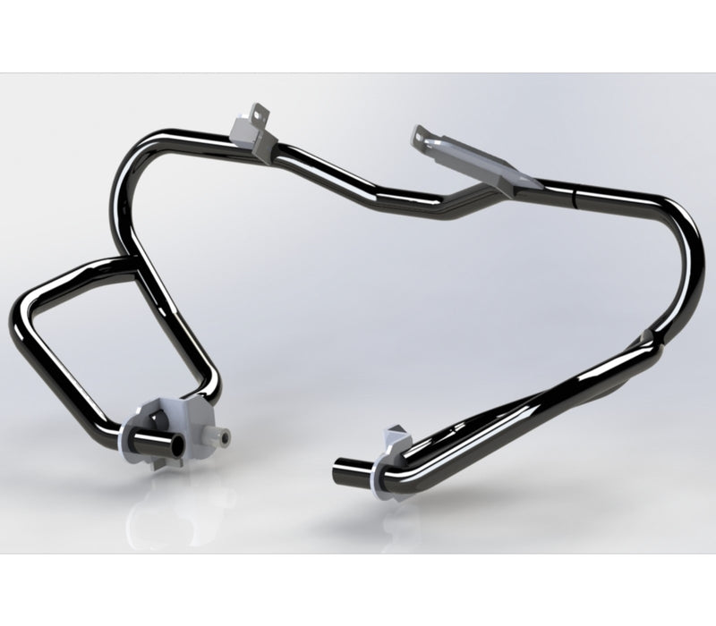 A090400 - BMW Air Cooled Crash Bars - Bottom