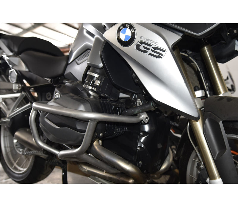 A090660 - BMW Lower Crash Bars