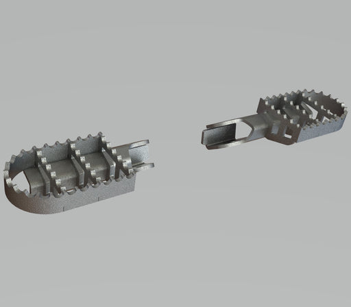 A090905 - BMW Foot Peg Assembly