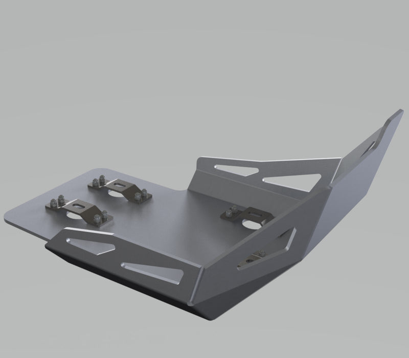 A090910 - BMW Bash Plate Assembly