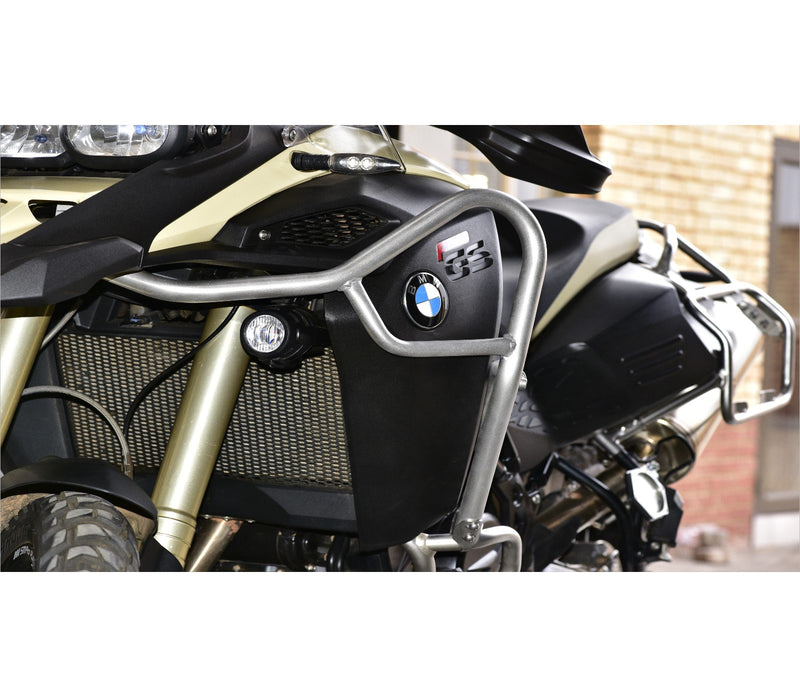 A090117 - BMW F800GSA Upper Crash Bar Set