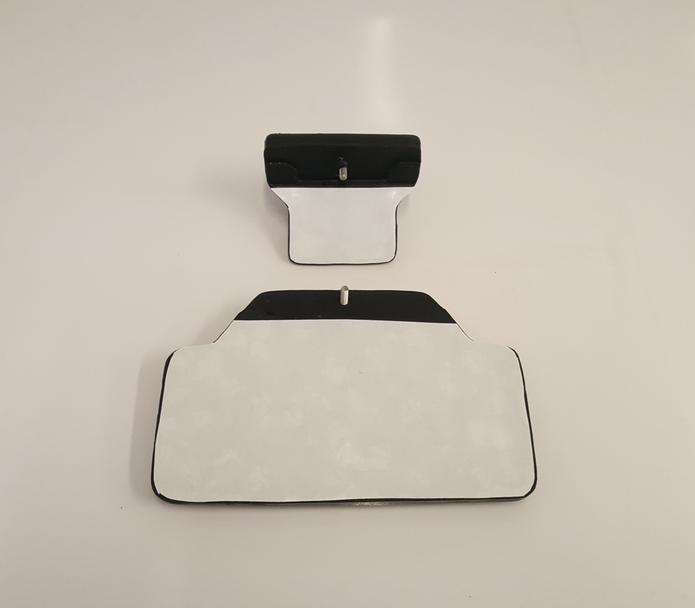 A190015 - Top Box Backrest Pad Set