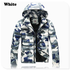 2018 New Mens Camouflage Jacket